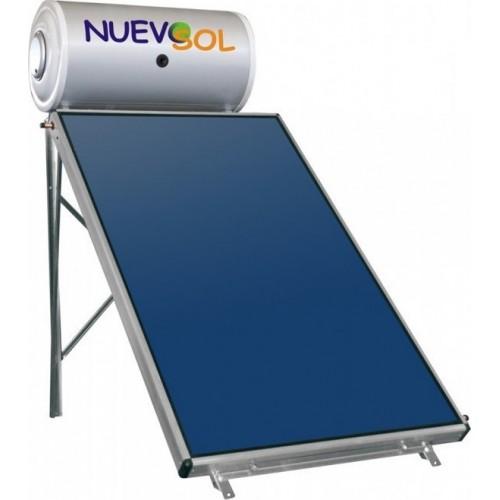 Nuevosol 170lt/2.52m² Glass Τριπλής Ενέργειας