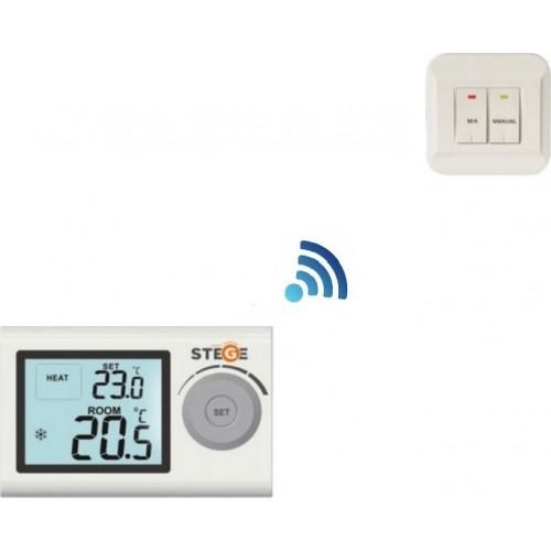 STEGE SG100 RF Ασύρματος Ψηφιακός Θερμοστάτης
